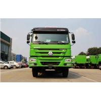 China Sinotruk Howo truck 360hp 6x4 Dump truck ZZ3257N3847D1 on sale