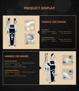China Multifunction Body Tightening 1300w Vacuum Cavitation Machine For Body Shaping wholesale