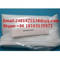 Buy cheap Mk2866 Pharmaceutical Grade Raw Materials Ostarine SARMS MK-2866 CAS 841205-47-8 from wholesalers