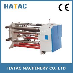 China Metallic Foil Slitting and Rewinding Machine,PVC Film Slitter Rewinding Machine,LCD Film Cutting Machine on sale