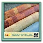 China Custom Printing Wood Grain Artos PVC Floor Cover , Wedding Commercial Floor Coverings wholesale