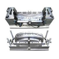 China OEM/ODM Car assessories injection plastic moulds with Multi-cavity wholesale