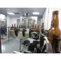 Craft Beer Filling Machine 500 Bottles - 800 Bottles Per Hour Mechanical Driven