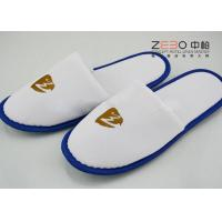 Quality Luxury Design Hotel Disposable Slippers For Men / Women OEM Available for sale