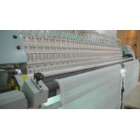 China 34 Heads Industrial Embroidery Machine , Computerized Quilting And Embroidery Machine wholesale