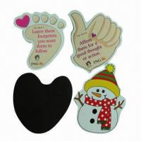China 3D fridge magnet sticker, OEM and ODM orders are welcome, easy to apply and remove wholesale