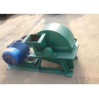 China Low Noise Wood Crusher Machine For Rice Husk / Straw / Sawdust Grinding on sale