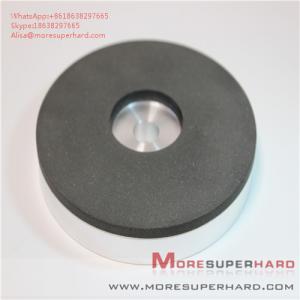 China Resin - bonded diamond super-hard material CBN grinding mill tool steel Alisa@moresuperhard.com wholesale