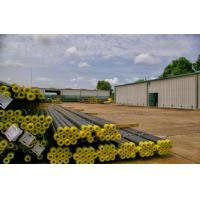 China BS EN 42CrMo4 Black Surface Alloy Steel Seamless Pipes With High Strength And Hardenability wholesale
