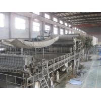 China Paper Making Machine for Fourdrinier machine for Paper Mill/ Coater paper machine on sale