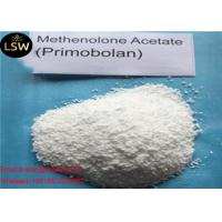 Buy cheap CAS 434-05-9 Slight Yellow Liquid Injectable Methenolone Acetate / Primonabol from wholesalers