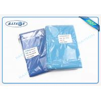 China ISO Approved nonwoven disposable bed sheets for hospital / spa / massage wholesale