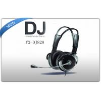 China Professional Dynamic Monitoring Stereo DJ Headphones Limited Edition  wholesale