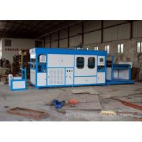 China Automatic Plastic Vacuum Forming Machine PLC Control System Stable Feeding wholesale