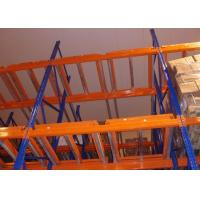 China Push Back Pallet Rack Systems wholesale
