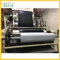 China Logo Customized Black & White Surface Protective Film For Stainless Steel wholesale