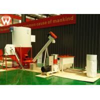 China 0.5 T/H Simple Poultry Feed Processing Plant For Individual Farmers 2mm - 8mm wholesale