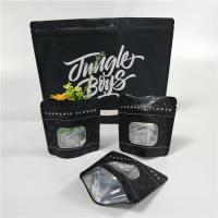 China Aluminum Foil Herbal Incense Packaging Capsule Pills Pouch Recyclable With Ziplock wholesale