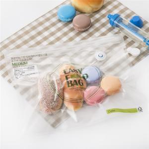 Quality OEM Nylon Food Vacuum Seal Bags / Vacumm Bag For Food Packaging for sale