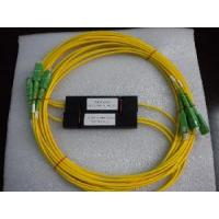 China Fiber Optical Splitter-1*2 50: 50, SC/APC Connector wholesale