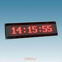 China Available LED Lots Display for Parking System wholesale