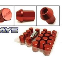 China High Performance Forged Wheel Parts / 35mm Rays Formula Lug Nuts wholesale