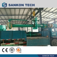 China Cantilever Type Single Stage Vertical Slurry Pump wholesale