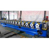 China Straight & Tapered Standing Seam Roof Roll Forming Machine 7.5KW wholesale