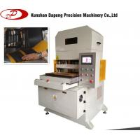 China Touch Screen Die Cutting Machine with 4 post and hydraulic driving max cutting force 40 Ton wholesale