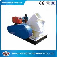 China 1-2Ton / h Log Branch Disc Wood Chipper for 10-30mm Wood Chips wholesale