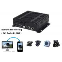 China 4 Cameras Video Recorder Car Camera DVR For Vehicle Support Long Time Recording wholesale