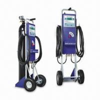 China Nitrogen Cart with Rechargeable Long Lifespan Battery and Inflates Up to 6 Tires at a Time wholesale