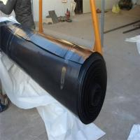 China 20 mil polyethylene sheeting hdpe liner roll plastic liner in ponds wholesale