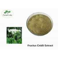 China Agricultural Pesticide Fructus Cnidii Extract Osthole 20% Yellow Green powder wholesale