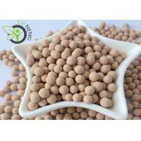 China 3A 4A 5A 13X Molecular Sieve Desiccant Pellet For Natural Gas Dehydration on sale