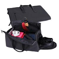 Buy cheap Wholesale 600D polyester Folding Business Travel Bag Custom Detachable Garment from wholesalers