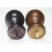 China Eco - Friendly Sphere Wood Replacement Furniture Legs For Table 90 X 140 mm wholesale