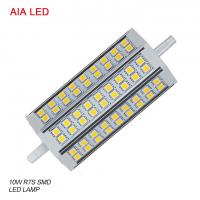 China LED-R7S-8027 AC85-265V IP20 10W SMD R7S LED Lamp/ LED bulb for IP65 waterproof led flood light wholesale
