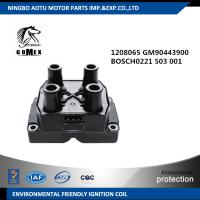 China Car Ignition Coil Unit 1208065 GM 90443900 BOSCH 0221503001 , ignition parts wholesale