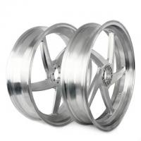 Quality SUZUKI Custom Forged Motorcycle Wheels High Performance Aluminum Alloy Wheel Rims For Street Bike for sale