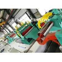 China Heavy Duty Cutting to Length Custom Roll Forming Machine PLC Control System wholesale