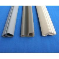 Quality High Temp Resistant Silicone Rubber Profiles For Door Insulation Tape for sale