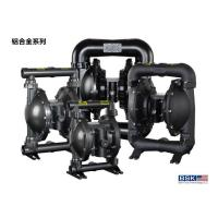 China Membrane Dual / Double Diaphragm Pump Aluminum Alloy Non leakage wholesale