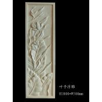 China 2017 factory sales high strength durable carved sandstone wall panel wholesale