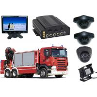 China Emergency Commercial 4 channel cctv dvr digital video recorder Vehicle Warning Systems wholesale