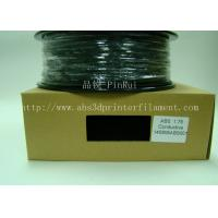Quality Conductive electricity 3d Printer Filament , 3d printing abs filament for Cubify and UP for sale