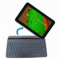 China 10.1-inch Tablet PC, Quad Core Cortex A9 1.5GHz, 2GB DDR3, Built-in 3G wholesale