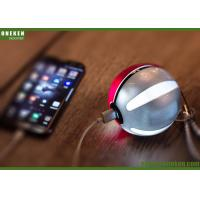 Quality Pocket Cartoon 10000mAh Fast Charging Power Bank , Pokeball Light Pokemon Power for sale