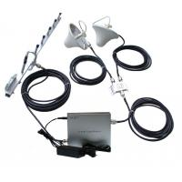 Buy cheap Compact Size Mini Cell Phone Signal Repeater , Dual Band Wireless Repeater from wholesalers