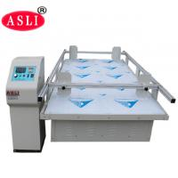 Buy cheap Package Simulating Transportation Vibration Tester ISO Certificated from wholesalers